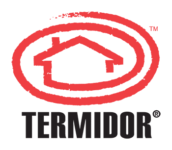 red and black termidor logo